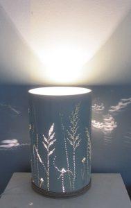 pvc-grass-lamp